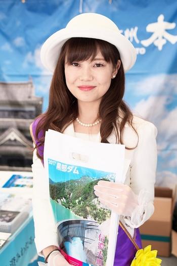 旅まつり名古屋2017 ミス松本