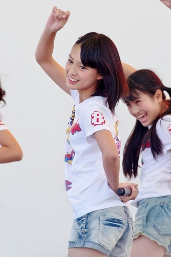 AKB48 Team8 山田菜々美